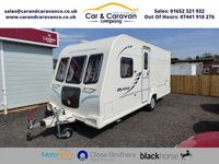 USED 2010 BAILEY OLYMPUS 464  OUTSTANDING FAMILY 4 BERTH VAN