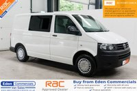 USED 2014 64 VOLKSWAGEN TRANSPORTER 2.0 T32 TDI 140 BHP * TAIL GATE + AIR CON * CAMPER CONVERSION *