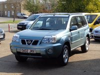USED 2002 02 NISSAN X-TRAIL 2.0 SE PLUS 5d AUTO 139 BHP