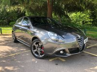 USED 2014 14 ALFA ROMEO GIULIETTA 1.4 TB MULTIAIR SPORTIVA NAV 5d 170 BHP GREAT COLOUR & SPEC