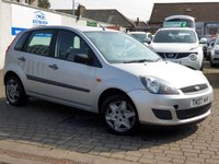 2007 FORD FIESTA 1.4 STYLE 16V 5d 80 BHP £2695.00