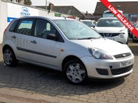 USED 2007 07 FORD FIESTA 1.4 STYLE 16V 5d 80 BHP PLEASE CALL IF YOU CANT SEE WHAT YOU ARE AFTER . WE WILL CHECK OUR OTHER BRANCHES FOR YOU . WE HAVE OVER 100 CARS IN GROUP STOCK