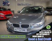 2013 BMW 3 SERIES 2.0 318D SE 4d 141 BHP £9995.00