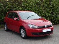 2011 VOLKSWAGEN GOLF 1.6 S TDI 5d 103 BHP £5190.00