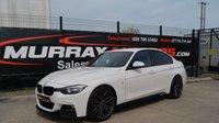 2014 BMW 3 SERIES 2.0 320D M SPORT 4DOOR AUTO 181 BHP *SAT NAV* £14595.00
