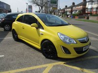 2012 VAUXHALL CORSA 1.2 LIMITED EDITION 3d 83 BHP £5988.00