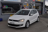 USED 2012 12 VOLKSWAGEN POLO 1.2 MATCH 5d 59 BHP  72K 1 Lady Owner From New 72K