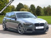 USED 2014 BMW 1 SERIES M135i M Performance 5dr Step Auto