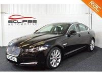 2015 JAGUAR XF 2.2 D PORTFOLIO 4d AUTO 200 BHP £15495.00