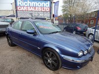 2004 JAGUAR X-TYPE 2.5 V6 SE 4d AUTO 195 BHP £2695.00