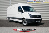 2011 VOLKSWAGEN CRAFTER 2.0 CR35 TDI 109 BHP LWB * AIR CON * LOW MILES, CAMBELT REPLACED 2018 £8990.00