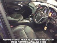 USED 2013 13 VAUXHALL INSIGNIA 2.0 ELITE CDTI 5d AUTO 157 BHP