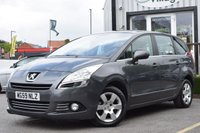 USED 2010 59 PEUGEOT 5008 1.6 HDI SPORT 5d 110 BHP Full Service History With 6 Stamps & New MOT..TIMING BELT REPLACED @77780 MLS .
