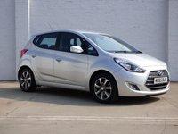 2015 HYUNDAI IX20 1.6 SE 5d AUTO 123 BHP £7288.00