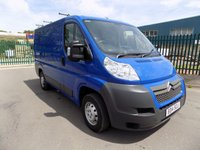 USED 2014 14 CITROEN RELAY 2.2 33 L1H1 HDI 1d 129 BHP ***Nationwide Delivery Available***