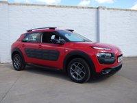 2014 CITROEN C4 CACTUS 1.6 E-HDI FEEL ETG6 5d AUTO 91 BHP £6988.00