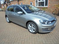 2015 VOLKSWAGEN GOLF 1.6 MATCH TDI BLUEMOTION TECHNOLOGY DSG 5d AUTO 103 BHP £9495.00