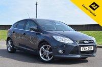 2014 FORD FOCUS 1.0 TITANIUM X 5d 124 BHP £9248.00