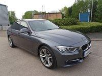 2012 BMW 3 SERIES 2.0 316D SPORT 4d AUTO 114 BHP £8490.00