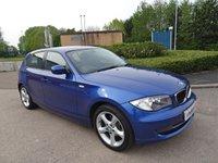 2011 BMW 1 SERIES 2.0 118D SPORT 5d 141 BHP £5890.00