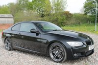 2013 BMW 3 SERIES 3.0 330D M SPORT 2d AUTO 242 BHP £12495.00