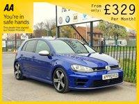 2014 VOLKSWAGEN GOLF 2.0 R DSG 5d AUTO 298 BHP £18995.00