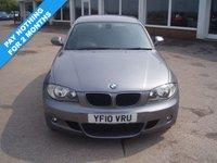 USED 2010 BMW 1 SERIES 2.0 118D M SPORT 5d 141 BHP