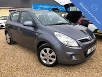 USED 2010 10 HYUNDAI I20 1.4 COMFORT 5d AUTO 99 BHP Automatic Petrol 5 door with 8 Services