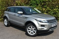 USED 2012 62 LAND ROVER RANGE ROVER EVOQUE 2.2 TD4 Pure AWD 5dr GREAT VALUE  EVOQUE PURE
