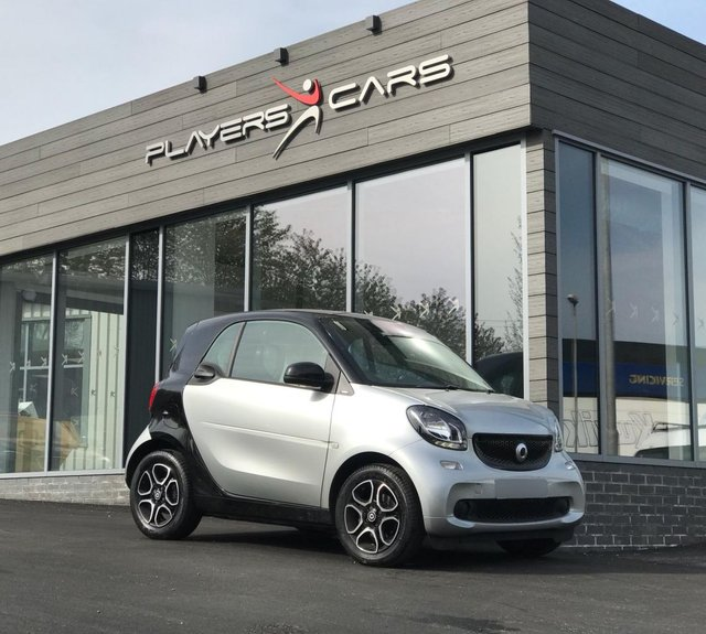 2017 67 SMART FORTWO 1.0 PRIME 2d 71 BHP