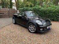 2013 MINI ROADSTER 1.6 COOPER 2d 120 BHP £8289.00
