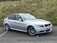 USED 2008 57 BMW 3 SERIES 2.0 320D M SPORT 4d 174 BHP FULL SERVICE HISTORY