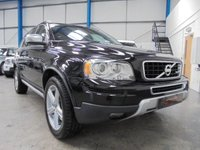 2011 VOLVO XC90 2.4 D5 R-DESIGN AWD 5d AUTO 200 BHP £10995.00