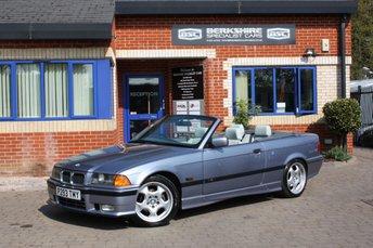 1996 BMW 3 SERIES 2.8 328I CONVERTIBLE 2d 190 BHP £5000.00