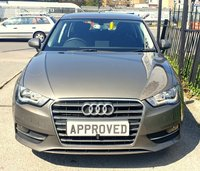 USED 2015 64 AUDI A3 1.6 TDI SE 5d AUTO 109 BHP 0% Deposit Plans Available even if you Have Poor/Bad Credit or Low Credit Score, APPLY NOW!
