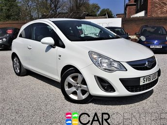 View our 2011 61 VAUXHALL CORSA 1.2 SXI 3d 83 BHP