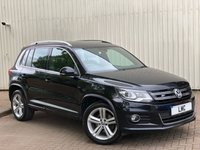 USED 2015 65 VOLKSWAGEN TIGUAN 2.0 R LINE EDITION TDI BMT 4MOTION 5DR 148 BHP