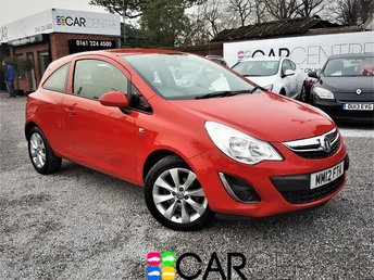 View our 2012 12 VAUXHALL CORSA 1.0 ACTIVE AC ECOFLEX 3d 64 BHP