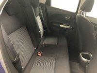 USED 2015 15 NISSAN JUKE 1.6 ACENTA XTRONIC 5d AUTO 117 BHP