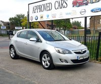 USED 2011 61 VAUXHALL ASTRA 2.0 SRI CDTI S/S 5d 163 BHP 0% Deposit Plans Available even if you Have Poor/Bad Credit or Low Credit Score, APPLY NOW!