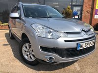 USED 2008 58 CITROEN C-CROSSER 2.2 VTR PLUS HDI 5d 155 BHP