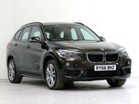 2017 BMW X1 2.0 XDRIVE20D SPORT 5d AUTO 188 BHP [4WD] £17497.00