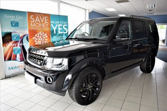 2016 LAND ROVER DISCOVERY 4