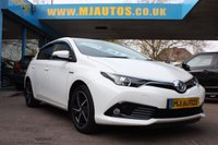 USED 2017 17 TOYOTA AURIS 1.8 VVT-I DESIGN TSS 5dr AUTO 99 BHP NEED FINANCE??? APPLY WITH US!!!