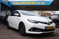 2017 TOYOTA AURIS 1.8 VVT-I DESIGN TSS 5dr AUTO 99 BHP £15995.00