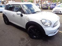2014 MINI COUNTRYMAN 1.6 COOPER D BUSINESS 5d 110 BHP £9850.00