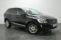 USED 2015 15 VOLVO XC60 2.0 D4 SE LUX 5d 178 BHP 1 OWNER + FULL SERVICE HISTORY + XENON HEADLIGHTS + BLUETOOTH