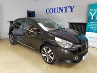 USED 2013 63 RENAULT CLIO 0.9 DYNAMIQUE S MEDIANAV ENERGY TCE S/S 5d 90 BHP * TWO OWNERS * FULL HISTORY *