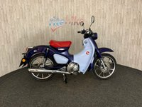 2019 HONDA C125 C125 CUB125 SUPER CUB ABS MODEL LOW MILEAGE 2019 19   £2890.00