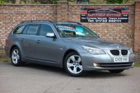 USED 2009 09 BMW 5 SERIES 2.0 520D SE BUSINESS EDITION TOURING 5d AUTO 175 BHP